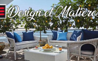 Partenariat avec Design et Matières